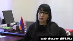 Наира Зограбян, Ереван, 18 октября 2017 г.