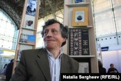 Scriitorul Nicolae Rusu din Chișinău