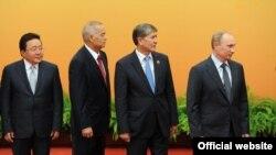 Саммит стран ШОС