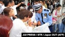 Ճապոնիա - Օսակայում երկրաշարժի հետևանքով խուճապ է, 18-ը հունիսի, 2018թ․