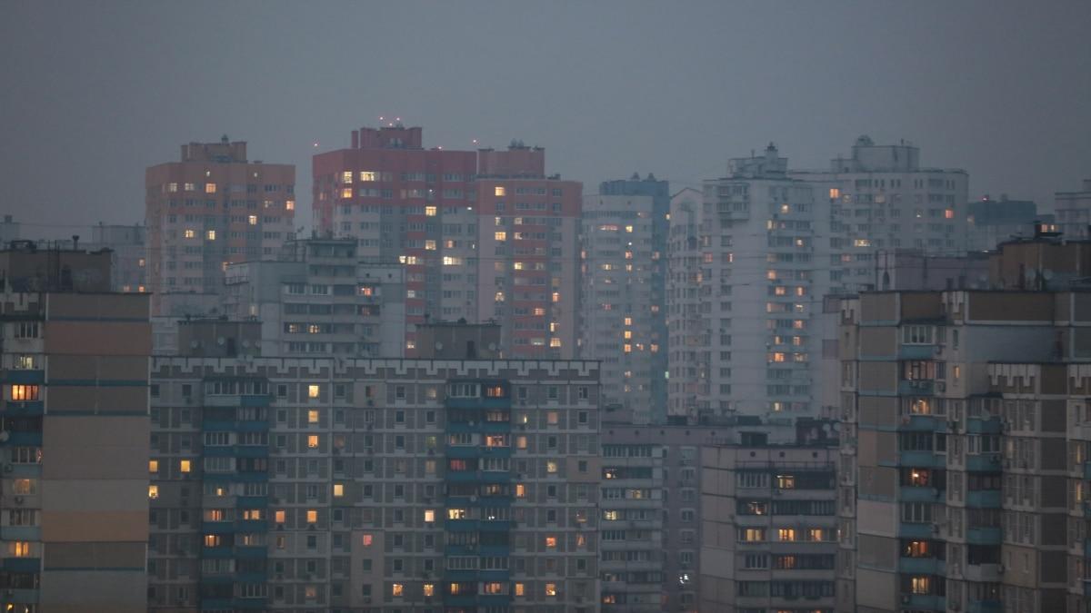 ГСЧС ожидает, что уровень загрязнения воздуха в Киеве снизится в начале следующей недели