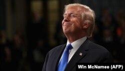 Presidenti amerikan, Donald Trump, foto nga arkivi