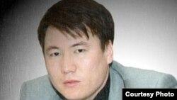 Дінмұхаммед Ілесбеков, чат айтысқа қатысушы. (Сурет жеке мұрағаттан алынған).