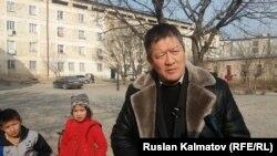 Бактыбек Сулайманов.