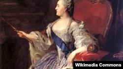 Російська імператриця Катерина ІІ