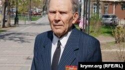 Ветеран Другої світової війни Федір Гаврилов