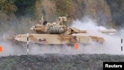 A T-90 tankı