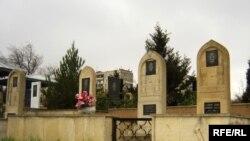 Qəbirstanlıq, Bakı şəhəri