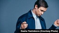 Певец Андрей Лисиков (Дельфин), которому запретили въезд в Украину
