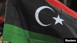 Знамето на Либија