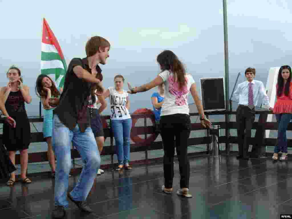 Абхазия отмечает годовщину признания Москвой #13