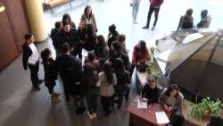 ԵՊՀ բանասիրության ուսանողները դասադուլով են արձագանքում ԿԳՄՍՆ-ի օրենքի նախագծին
