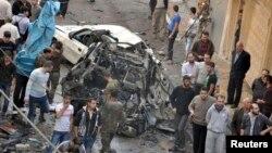 Pamje nga Siria