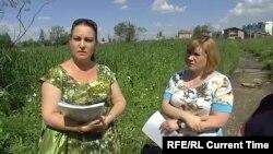 Евгения Атаева и Светлана Горшкова