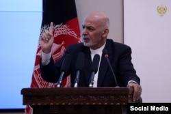 Ashraf Ghani (file photo)