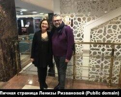 Лениза Ризванова