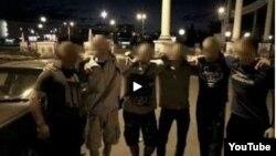 Скриншот видео «Русские Павлодара (Павлограда) ВОССОЕДИНЯЙТЕСЬ», выложенного в YouТube.