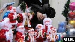 Снега на Новый год москвичи не увидят