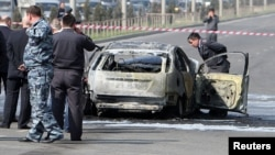 Daghestan suffers almost daily bombings or shootings, and Russian President Vladimir Putin recently confirmed what many suspected -- that the military is involved in battling the Islamist insurgency there.