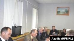 Татар җәмәгатьчелек оешмалары вәкилләре халык фронтына керү мәсьәләсен тикшерә