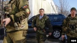 Лідер угруповання «ДНР» Олександр Захарченко