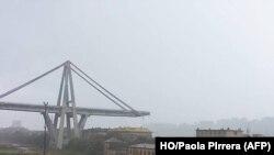 Міст, що звалився, 14 серпня 2018 року