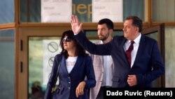 Milorad Dodik na dan referenduma u RS, 25. septembra 2016.