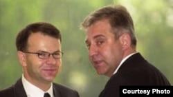 Ivo Sanader i Ivo Pašalić, foto: Nacional
