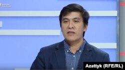 Эдиль Байсалов.
