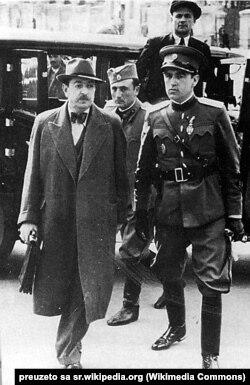 Hapšenje Dragiše Cvetkovića tadašnjeg predsednika Vlade