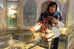 Әлмира Таһирҗанова Петербурның татар зыялылары турында