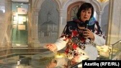 Әлмира Таһирҗанова