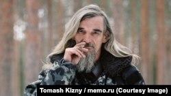 Історик Юрій Дмитрієв, голова карельського відділення товариства «Меморіал»