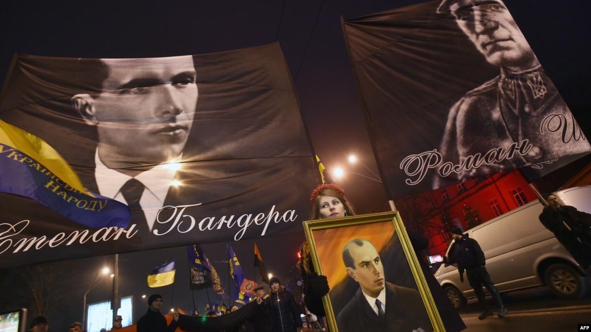 Апелляционный суд принял решение о проспекты Бандеры и Шухевича в Киеве