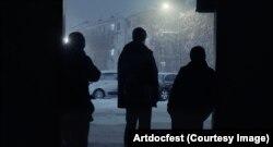 Кадр из фильма Ксении Охапкиной «Бессмертный»