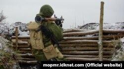 Exerciții cu participarea militarilor ruși în apropiere de depozitul de muniții de la Cobasna