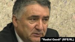 Худоёр Худоёрзода, бывший министр транспорта Таджикистана