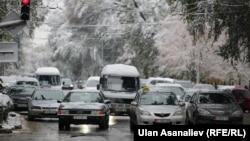 Бишкек шаарындагы унаалар
