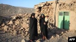 از خانههای آسیبدیده استان کرمان در زمینلرزههای پیشین