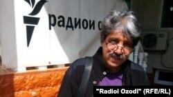 Tajikistan -- Barzu Abdurazzoqov, a famous Tajik theater director, 12Apr2016