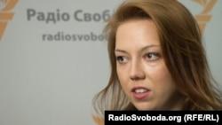 Народний депутат Олена Шкрум