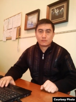 Алмазбек Козубаев