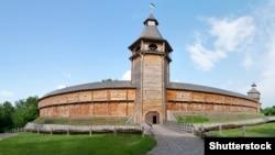 Цитадель Батуринської фортеці. Реконструкція