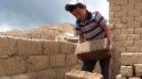 Kyrgyzstan-Naryn, brick, 12Jun2015
