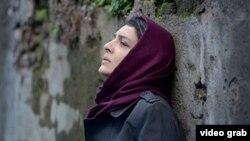 ساره بیات در فیلم «ناهید»
