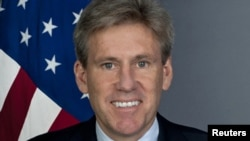 The late U.S. Ambassador to Libya Chris Stevens