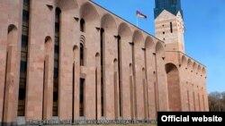 Երևանի քաղաքապետարանի շենքը, արխիվ