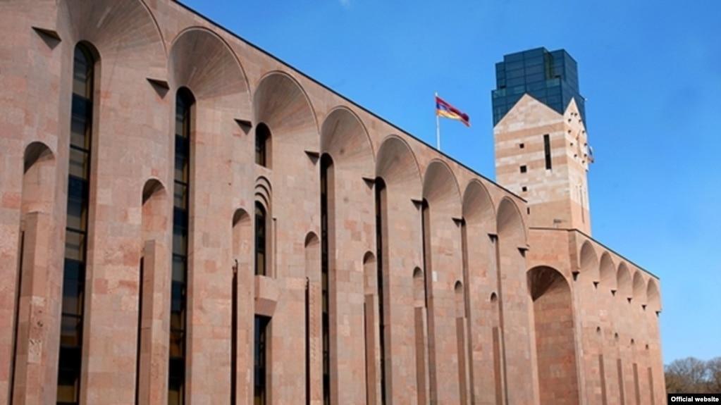 Фракция «Елк» не будет выдвигать кандидата на пост мэра Еревана