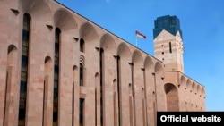 Здание мэрии Еревана
