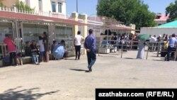 Ашхабад, Май, 2019